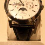 お気に入りの腕時計に出会えたよ